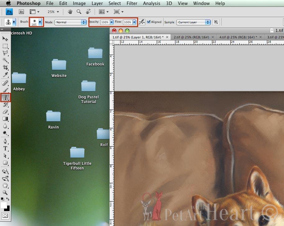 photoshop clone tool